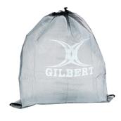 Gilbert Mesh 12 Ball Bag - Black/White