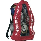Gilbert Breathable 12 Ball Bag - Red