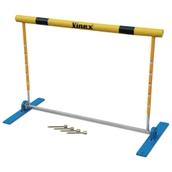 Vinex Spring-Back Adjustable Hurdle - Yellow - Junior