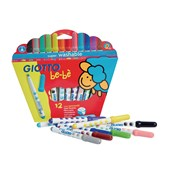 Giotto be-bè Felt Tip Pens - Pack of 12