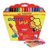 Giotto be-bè Large Pencils - Pack of 12