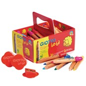 Giotto be-bè Large Pencils - Pack of 36