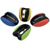 Soft Grip Single Hole Sharpener  - Pack of 36