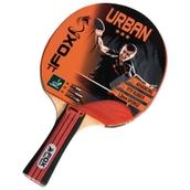 Fox Urban 3 Star Table Tennis Bat - Red