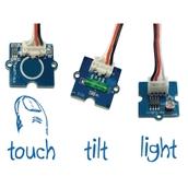 Ohbot 2.1 Sensor Pack
