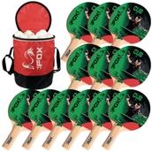 Fox Cub Table Tennis Pack - Red