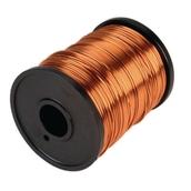 Enamelled Copper Wire - 125g reel, 0.56mm, 24 SWG