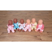 Assorted Doll Outfits - 46cm