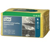 Tork Long-Lasting Cleaning Cloth - Yellow
