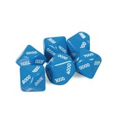 Place Value Dice - Thousands - Pack of 30