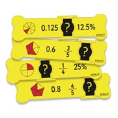 Equivalence Crunchers - Pack of 25