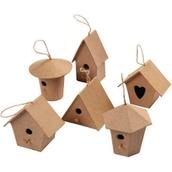 Mini Bird Houses