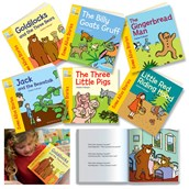 Traditional Tale Book Pack - Pack of 6
