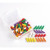 Vegetable Counters - Pack of 144