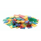 Transparent Tiles - Pack of 250
