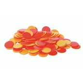 2 Colour Counters - Pack of 200