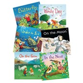 The World Around Me Picture Books - Pack of 6