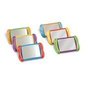 All About Me mirrors - Pack of 6