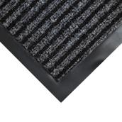 Toughrib Mat - Grey 600mm x 900mm