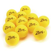 Zsig Cut Foam Mini Tennis Ball - Red Stage - 90mm - Pack of 12