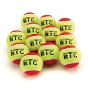 Zsig SLOcoach Big Tennis Ball - Red Stage - Pack of 12