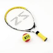 Zsig Tennis Racket - Yellow - 19in