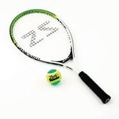 Zsig Tennis Racket - Green - 25in