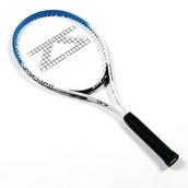 Zsig Tennis Racket - Blue - 27in