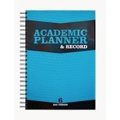 A4 Teacher Planner Blue