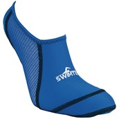 Swimtech Pool Socks - Blue - Foot Size 10-13 - Junior
