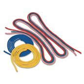 Gymnastics Ropes Assorted - 3m - Pack of 4