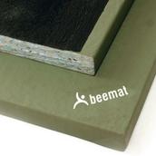 Beemat Club Judo Mat - Green - 2m x 1m x 40mm
