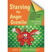 Starving The Anger Gremlin For Children Book
