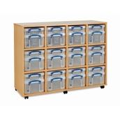 RUB Combi Unit 12x4L 12x9L inc Boxes