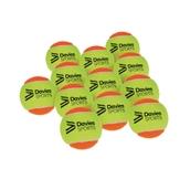 Davies Sports Mini Tennis Ball -  Orange Stage - Pack of 12