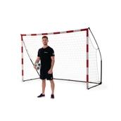 Quickplay Handball Goal - Red/White - Senior