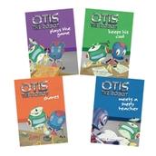 Otis The Robot Readers