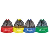Davies Sports All Purpose Holdall - Assorted - Pack of 4