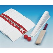 Table Cricket Rolling Ramp - White