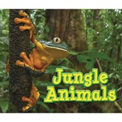 Animals in Their Habitats, Pack of 6 Hard Back Books