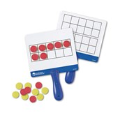 Magnetic Ten Frame Answer Boards