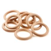 TickiT Beech Wood Rings