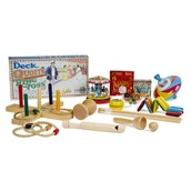 Victorian Toy Box