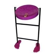 Jumbie Jam Steel Pan - Purple