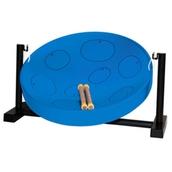 Jumbie Jam Table Top Steel Pan - Blue