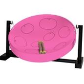 Jumbie Jam Table Top Steel Pan - Pink