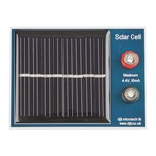Solar Cell: Mounted