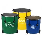 Izzo Nesting Surdo Samba Set - Pack of 3