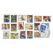 Verbs: Actions Learning Cards