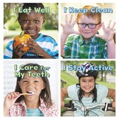 Healthy Me Book Pack - Pack of 4